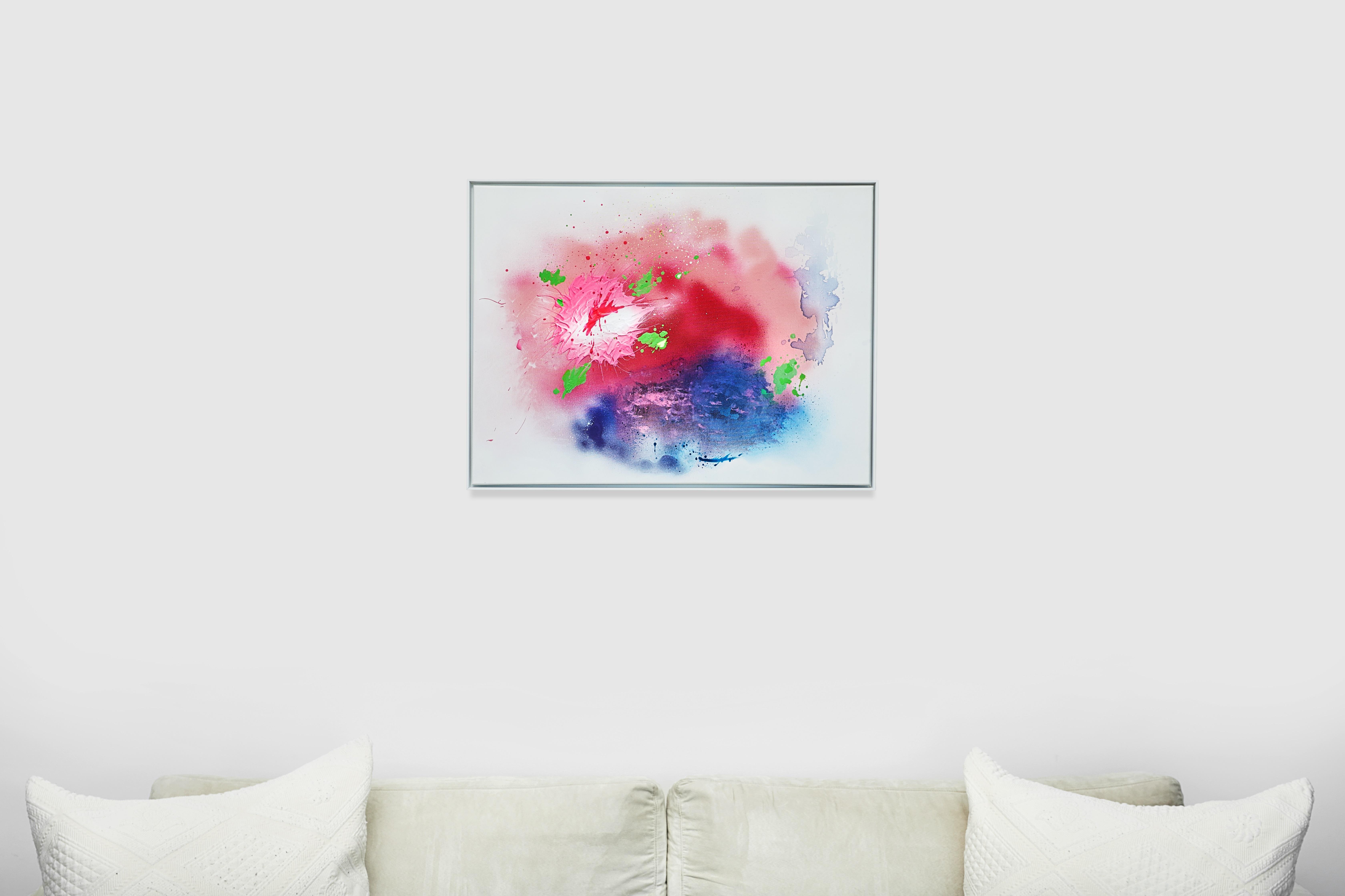 Soulartist Kunstwerk Bild Gemälde vom Jenseitigen