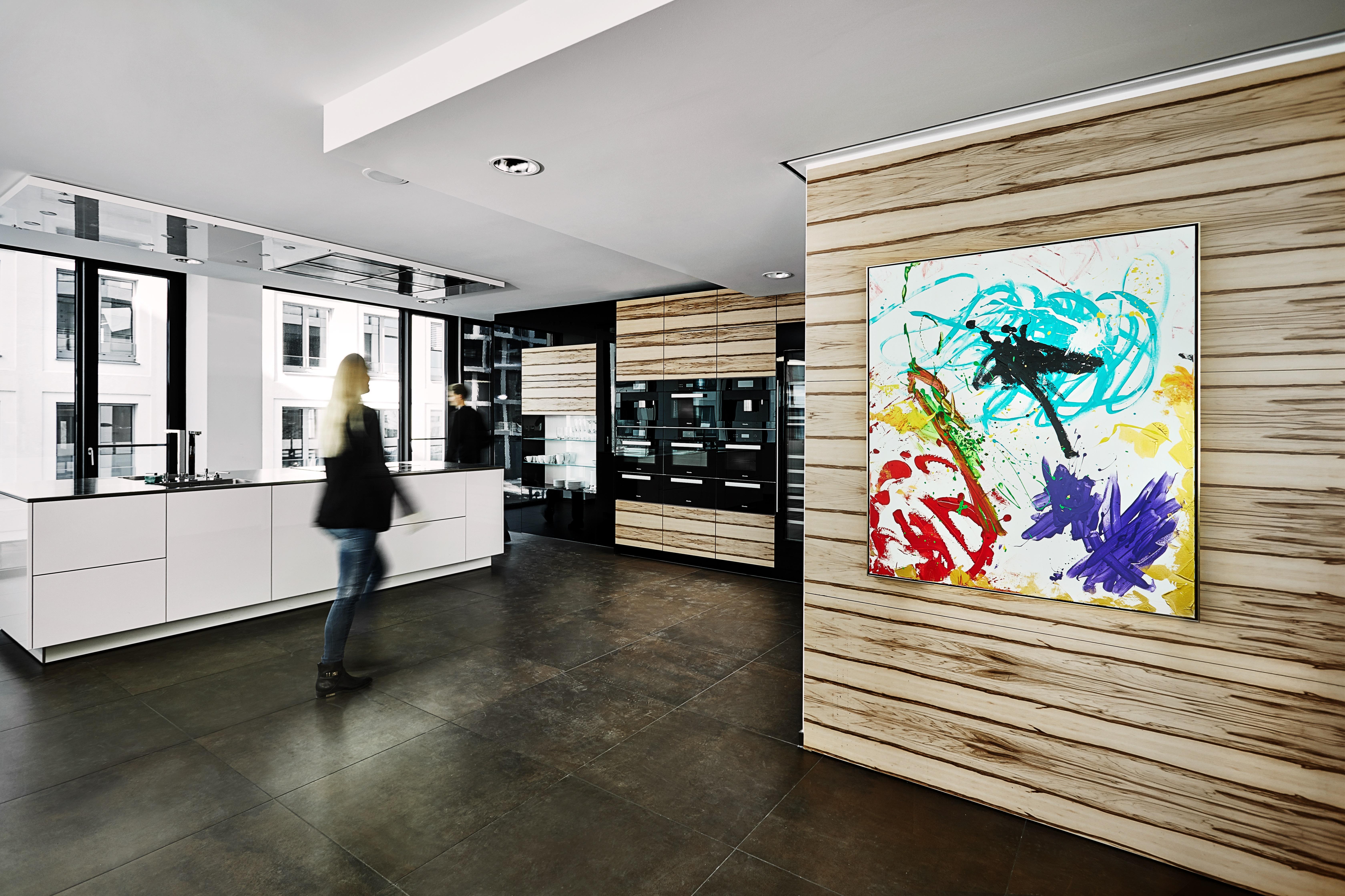 SoulArtist Kunst Design Markendesign Interior Inneneinrichtung Kunstwerk Acrylmalerei Kunst für Bürogebäude