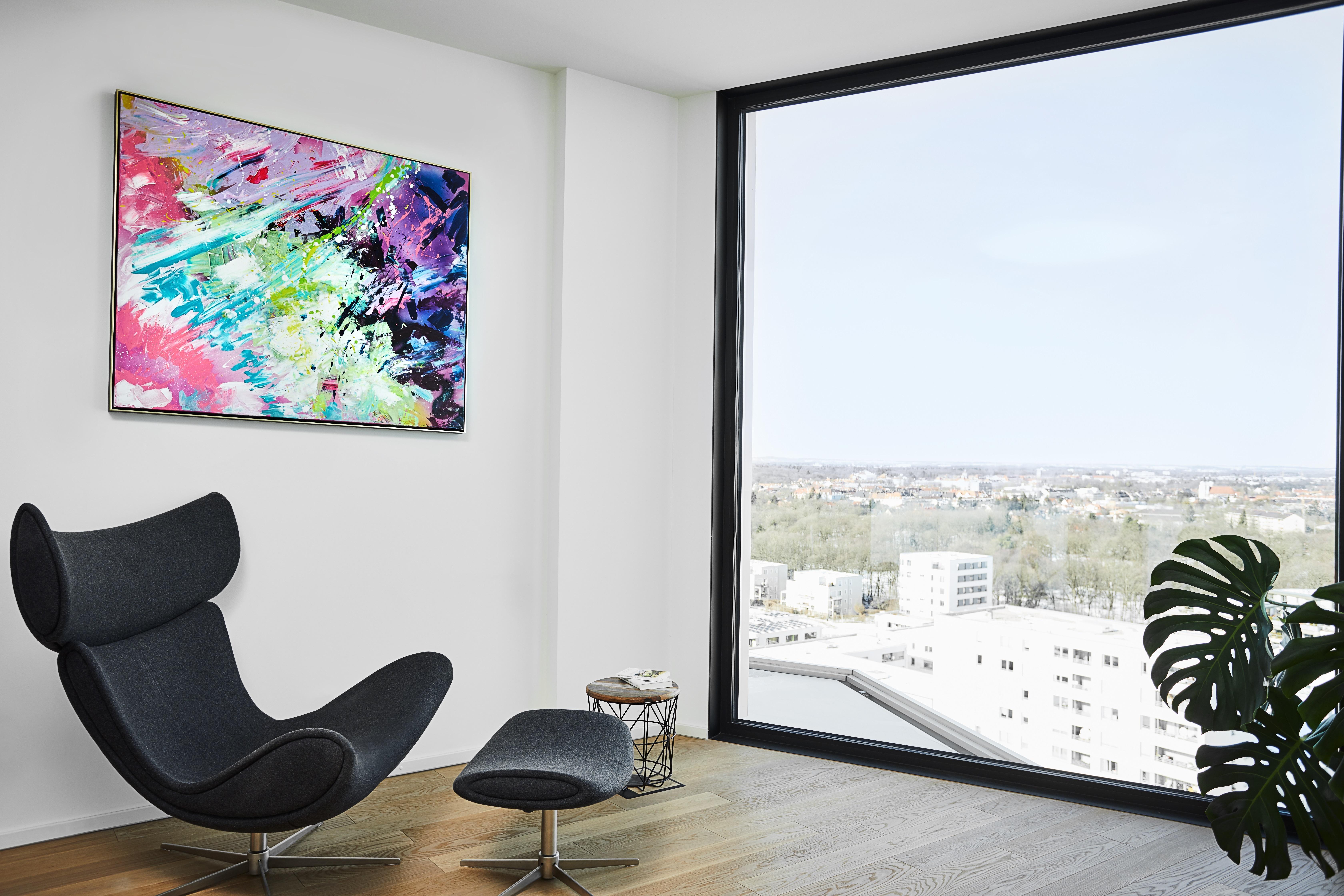 SoulArtist Gemälde Kunstwerk Acrylmalerei Ein Traum